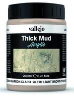 Light Brown Thick Mud 200ml