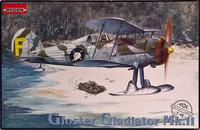 Gloster Gladiator Mk.II 1:48 (pidemmällä toimitusajalla)