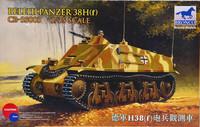 Befehlpanzer 38H(f) 1:35 (pidemmällä toimitusajalla)