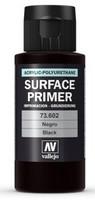 Surface Primer Black (acrylic-polyurethane) 60ml