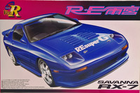 Mazda RX-7 Savanna Re-Amemiya 1:24