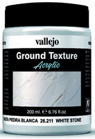 White Stone Texture Paint 200ml