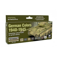 German Colors 1940-1945 (8x17ml)