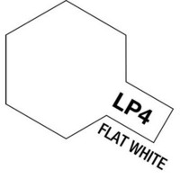 LP-4 Flat White 10ml