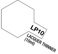 LP-10 Lacquer Thinner 10ml