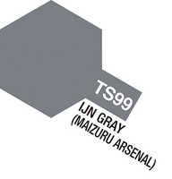 TS-99 IJN Gray (Maizuru Arsenal) 100ml