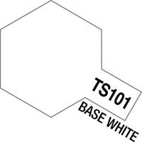TS-101 Base White 100ml