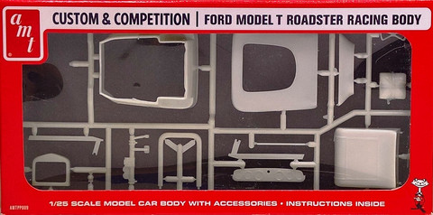 Ford Model T Roadster Racing Body 1:25