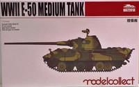 E-50 Medium Tank 1:72 (pidemmällä toimitusajalla)