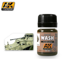 Enamel Wash for DAK Vehicles 35ml