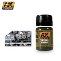 Engine Grime, enamel color 35ml