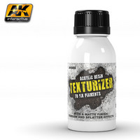 Acrylic Resin Texturizer 100ml