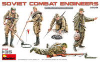 Soviet Combat Engineers 1:35