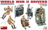 World War II Drivers 1:35