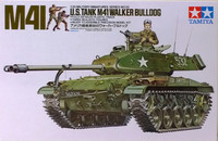 U.S. Tank M41 Walker Bulldog 1:35