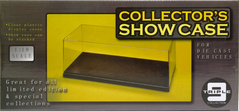 Collector's Show Case 1:18
