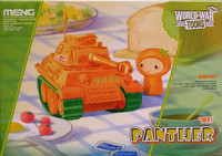 World War Toons, Panther Pinky