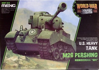 World War Toons, M26 Pershing