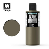 Surface Primer USA Olive Drab 200ml