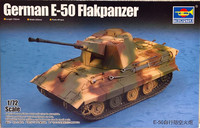 German E-50 Flakpanzer 1:72 (pidemmällä toimitusajalla)