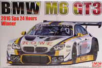 BMW M6 GT3 2016 Spa 24h Winner 1:24