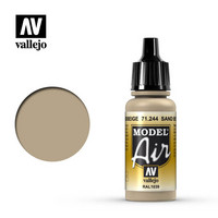 Sand Beige, Model Air 17ml