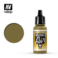 Tank Ochre 1943, Model Air 17ml