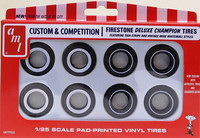 Firestone Deluxe Champion Tires 1:25