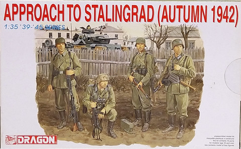 Approach To Stalingrad (Autumn 1942), 1:35