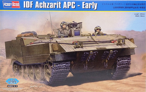 IDF Achzarit APC (Early) 1:35