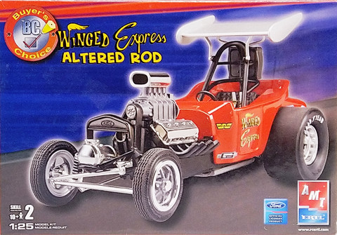 Winged Express Altered Rod 1:25