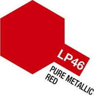 LP-46 Pure Metallic Red 10ml