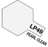 LP-49 Pearl Clear 10ml