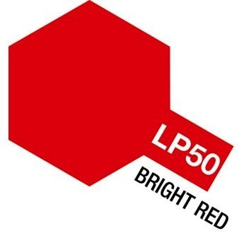 LP-50 Bright Red 10ml