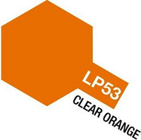 LP-53 Clear Orange 10ml