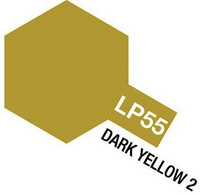 LP-55 Dark Yellow 2 10ml