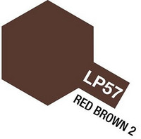 LP-57 Red Brown 2 10ml