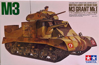 British Army Medium Tank M3 Grant Mk.I 1:35