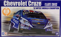 Chevrolet Cruze (1.6T) '12 WTCC World Champion 1:24