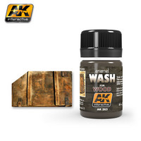 Enamel Wash for Wood 35ml