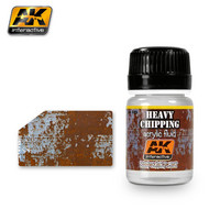 Heavy Chipping Acrylic Fluid 35ml