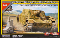Sturmpanzer IV Early Version (Mid. Production), 1:35
