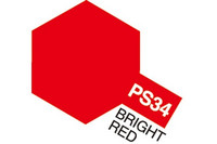 PS-34 Bright Red 100ml