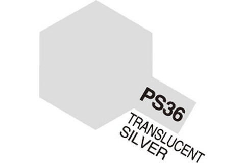 PS-36 Translucent Silver 100ml