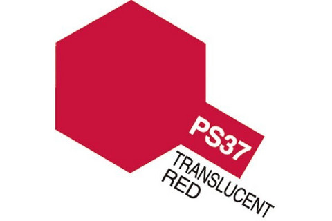 PS-37 Translucent Red 100ml