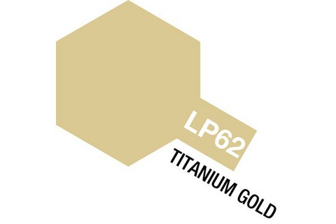 LP-62 Titanium Gold 10ml