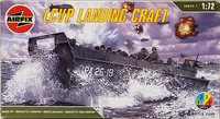 LCVP Landing Craft, 1:72