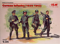 German Infantry (1939-1942) 1:35