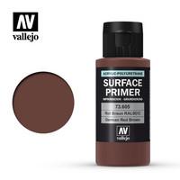 Surface Primer German Red Brown (RAL8012) 200ml