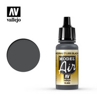 Black Grey RLM66, Model Air 17ml